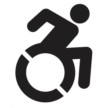 blackicon, public domain, www.accessibleicon.org